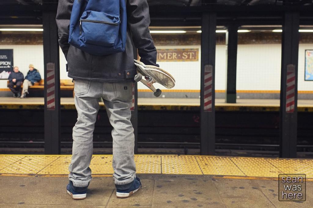 Lorimer Street. Metro. Brooklyn, NY