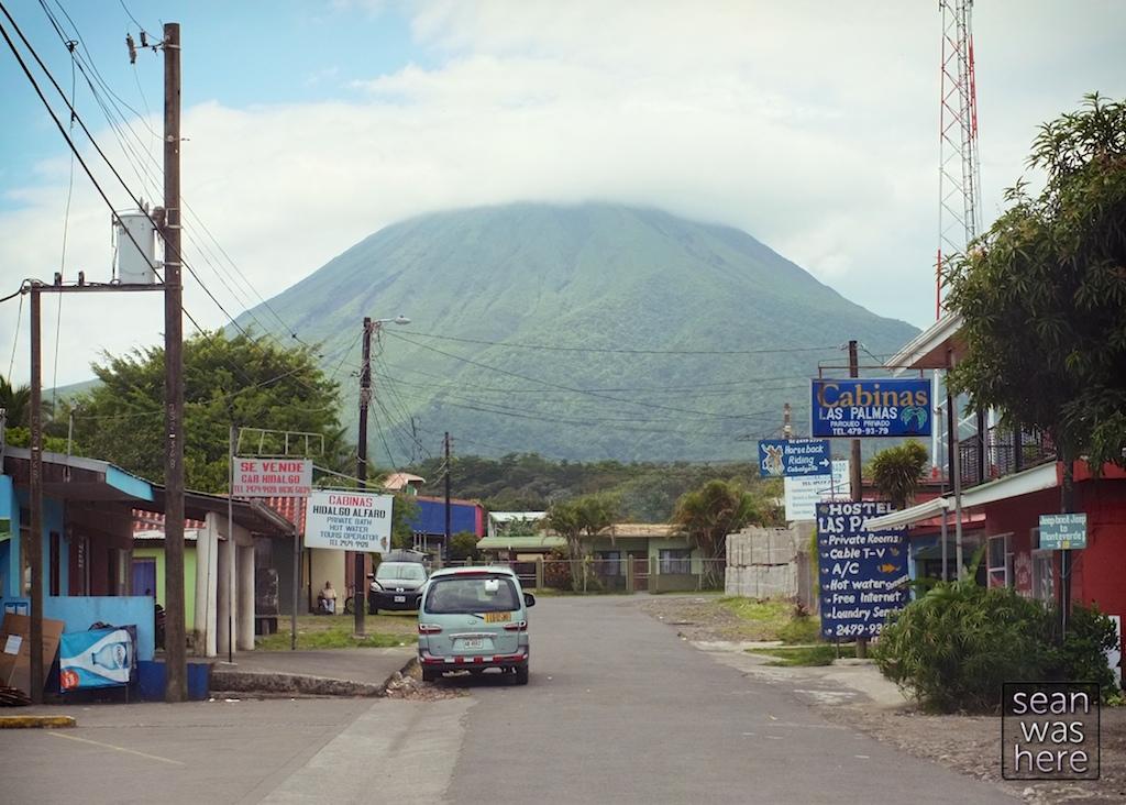 Arenal Volcano. La Fortuna, Costa Rica