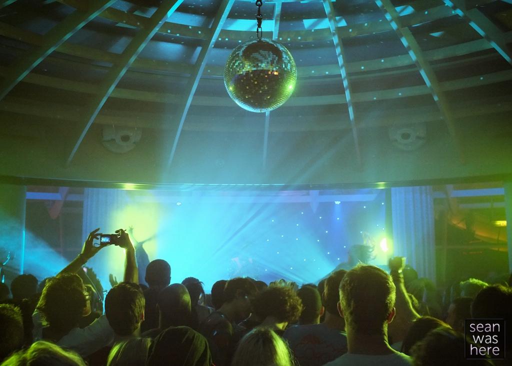 Sky Lounge. Celebrity Silhouette.  SS Coachella