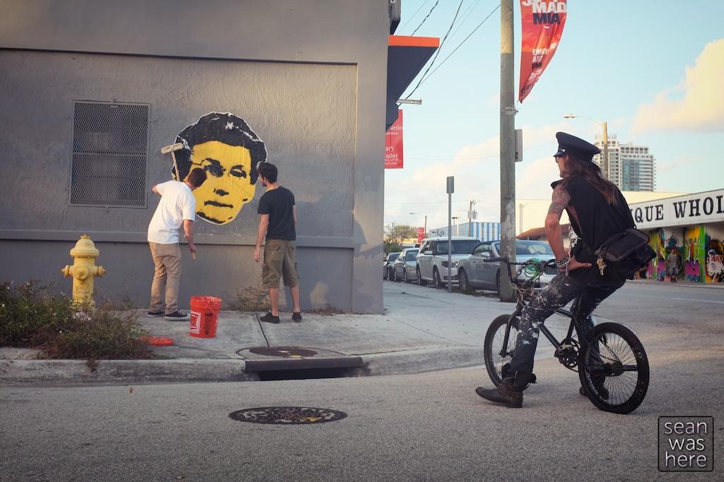 Take Your Pills & 2Square. Wynwood Miami