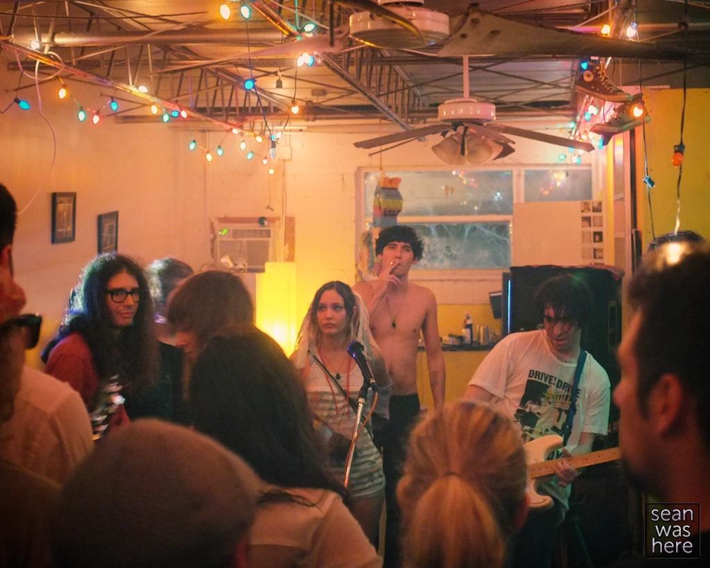 Warehouse Party. Wynwood Miami