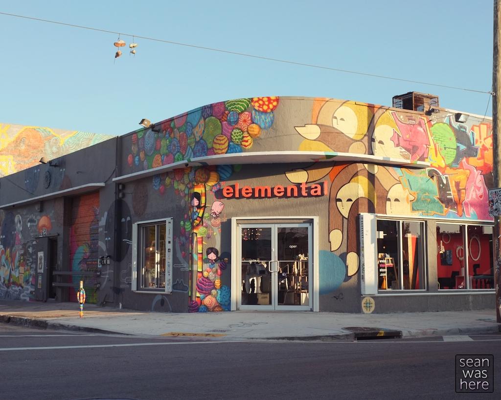 Elemental. Wynwood Miami