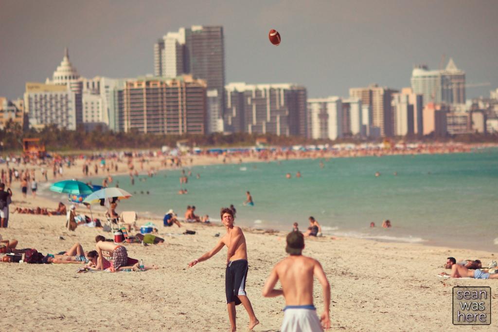 Beach Life, Miami Beach