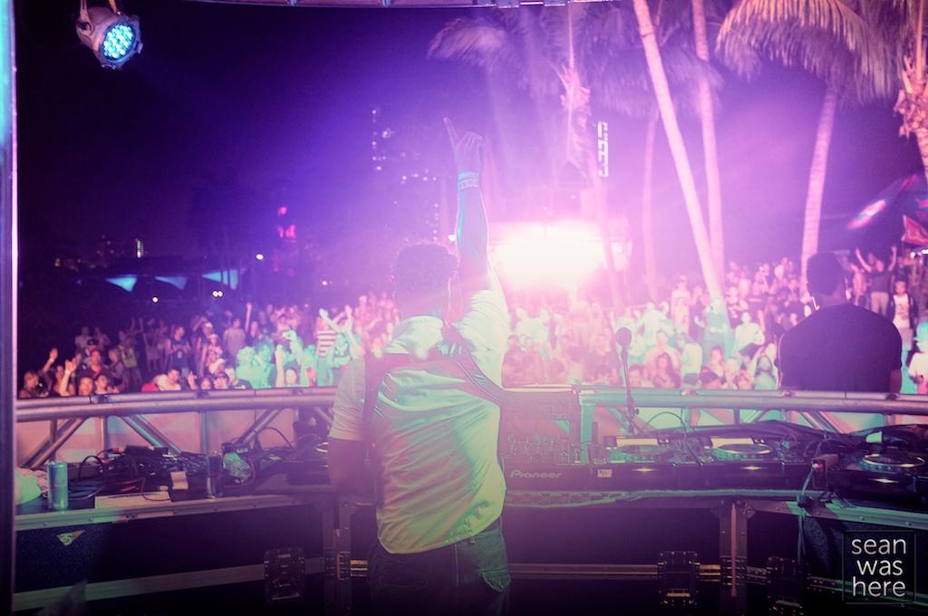 Ultra Music Festival. Bayfront Park, Downtown Miami
