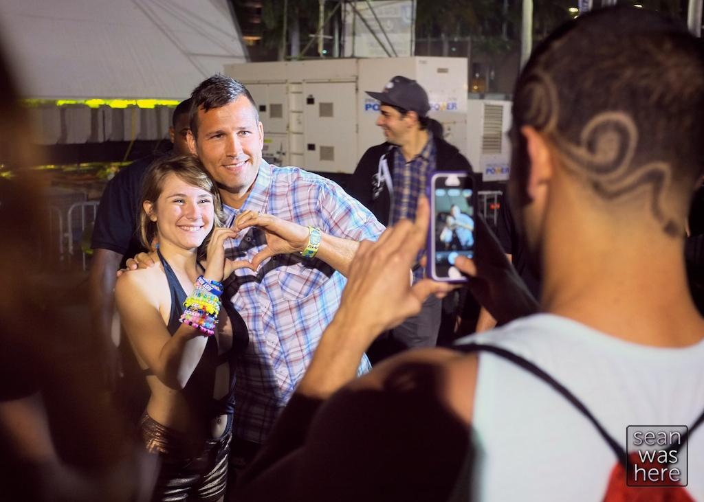 Kaskade. Ultra Music Festival, Bayfront Park, Downtown Miami