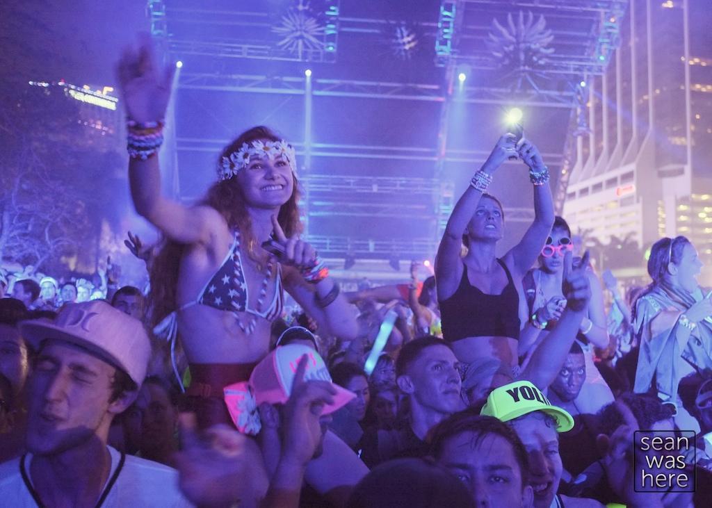 Ultra Music Festival, Bayfront Park, Downtown Miami