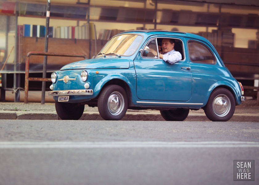 Fiat. Rome Italy