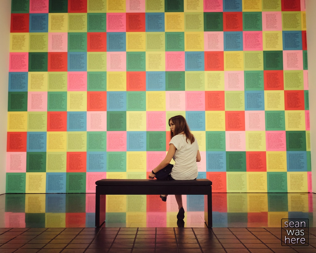 Museu d'Art Contemporani de Barcelona. El Raval, Barcelona Spain
