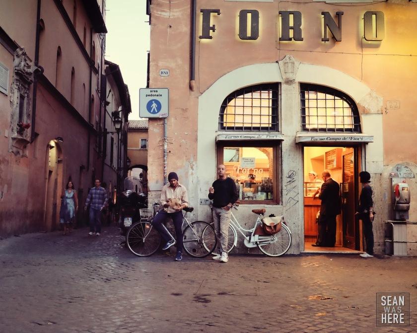 ForgoCampo De Fiori. Rome Italy