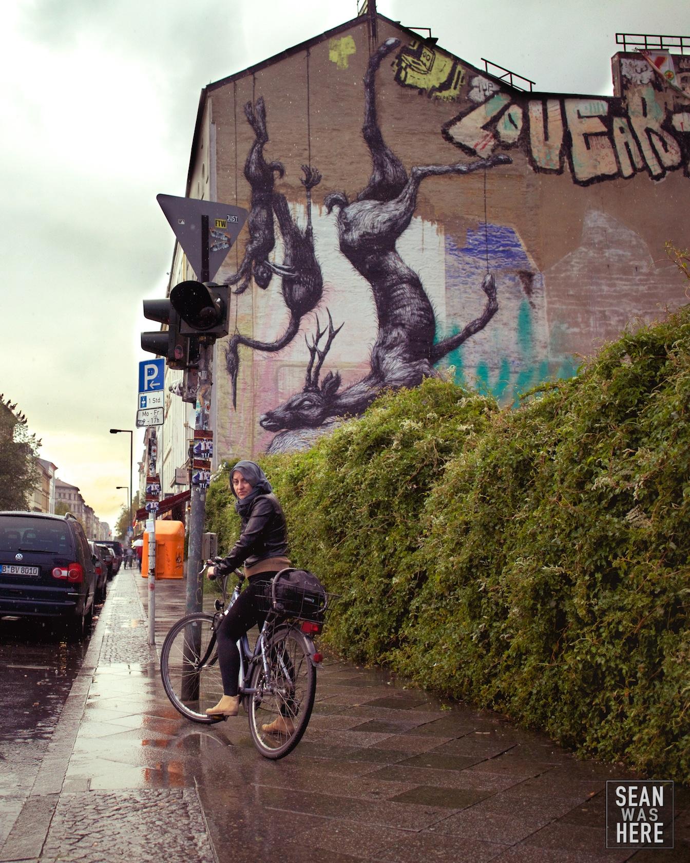 Street Art. Berlin Germany