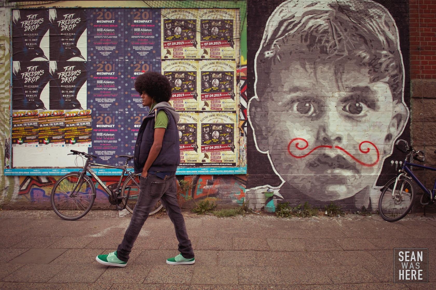 Street Photography. Berlin Germany