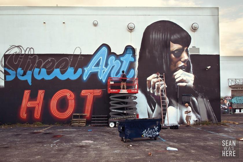 Five 8, Omen. Wynwood Miami