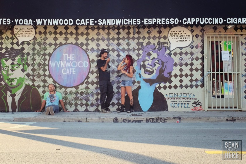 Kobra. Wynwood Cafe. Wynwood Miami