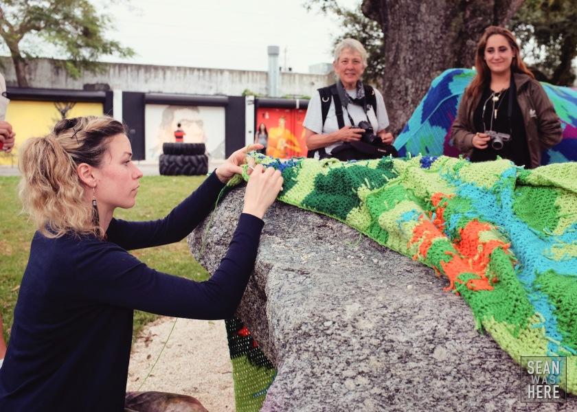 Matha Cooper, Jenny Abrams. Wynwood Miami