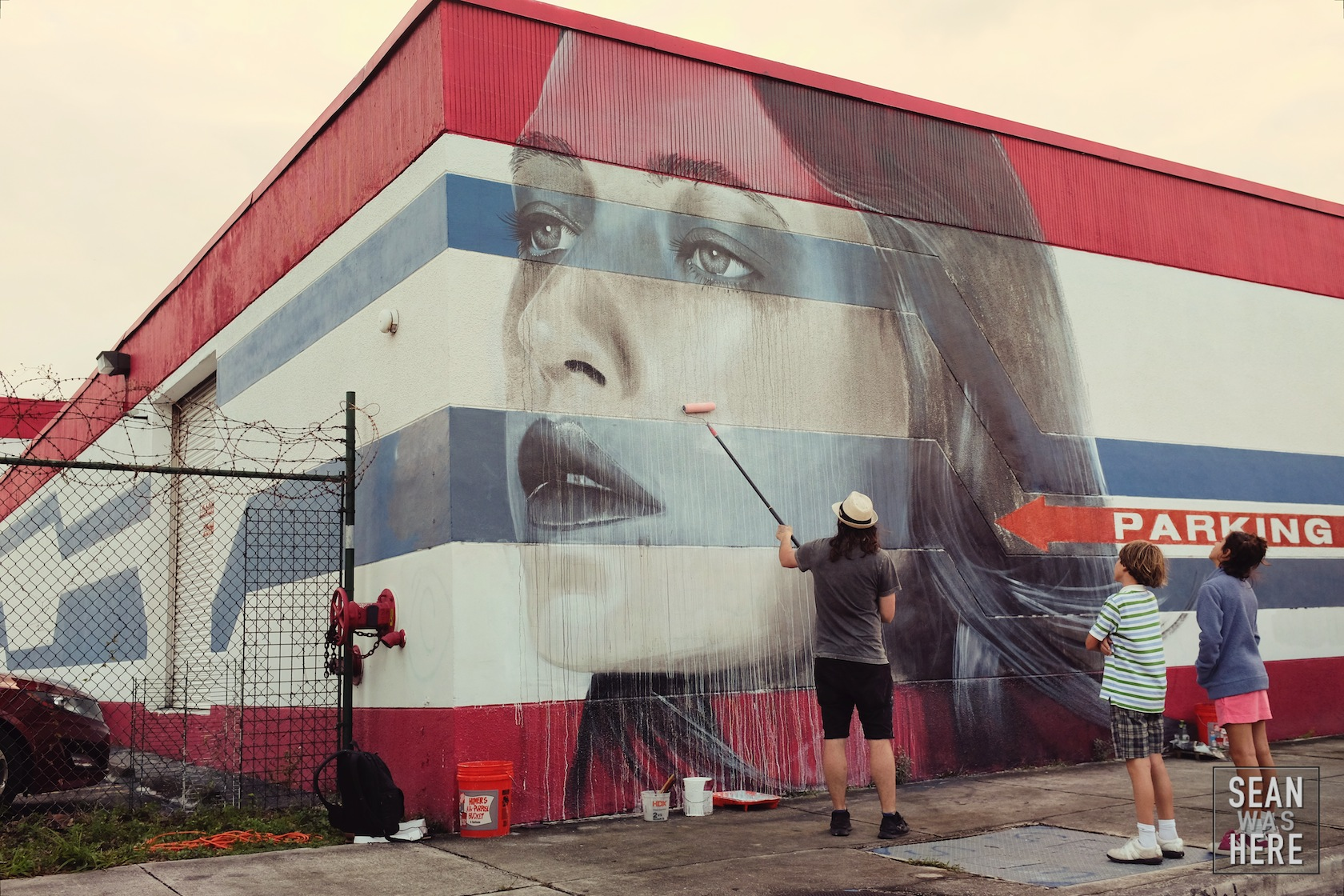 Rone (Everfresh). Wynwood Miami