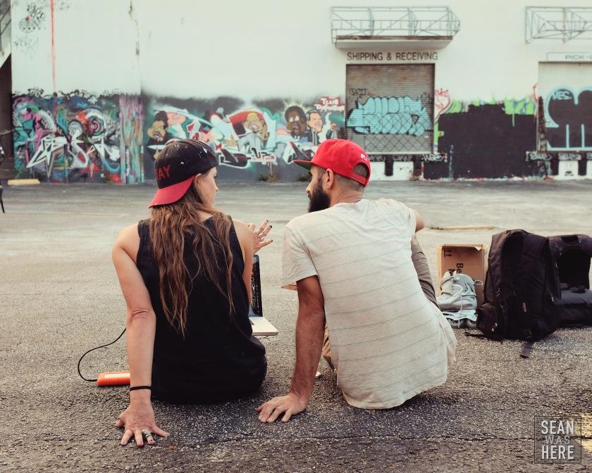 Wynwood Street Photography. Miami