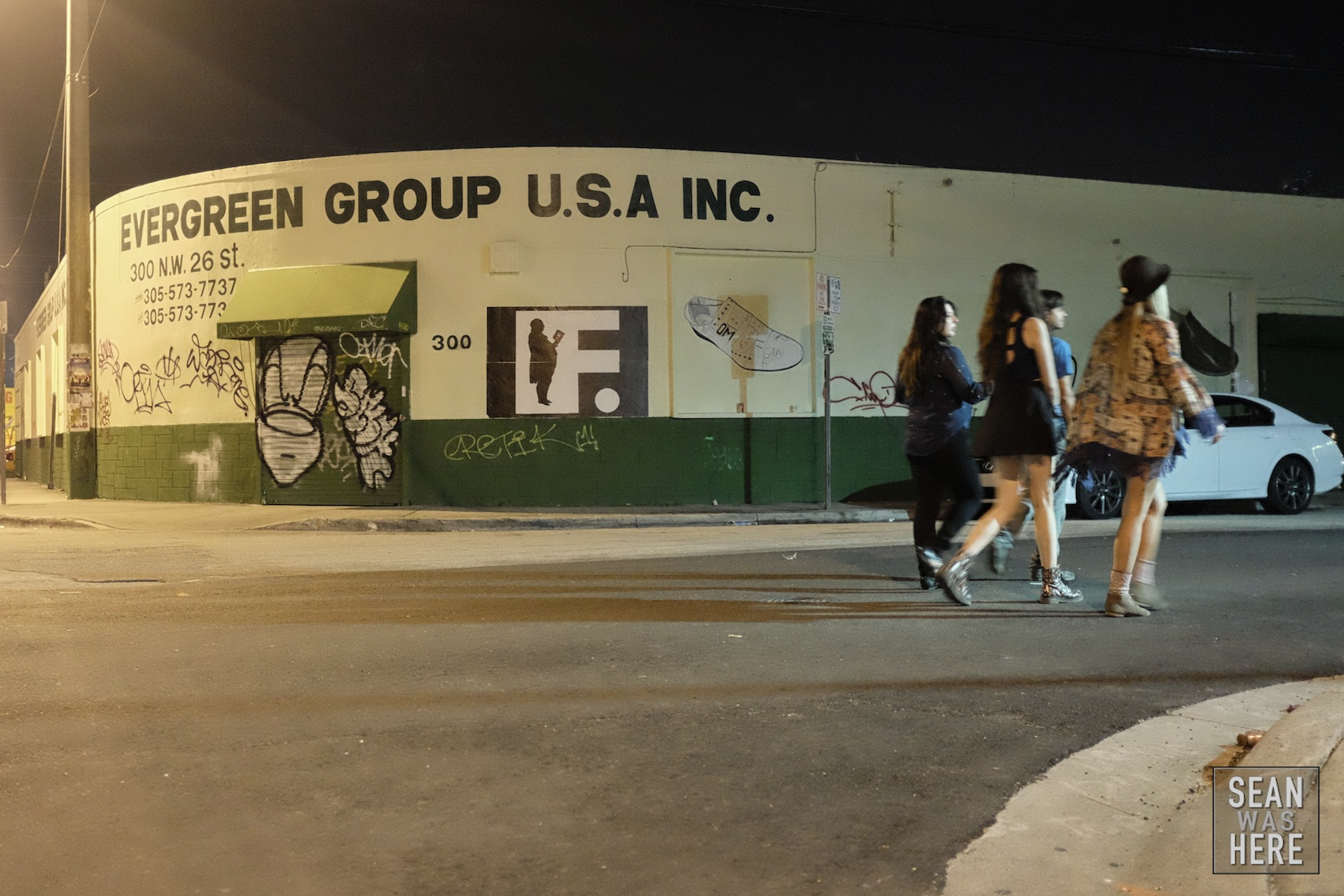 Wynwood Street Photography. Miami