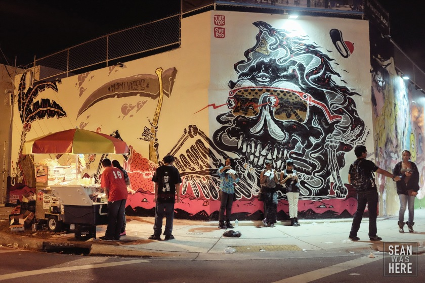 Yok, Sheryo. Wynwood Miami