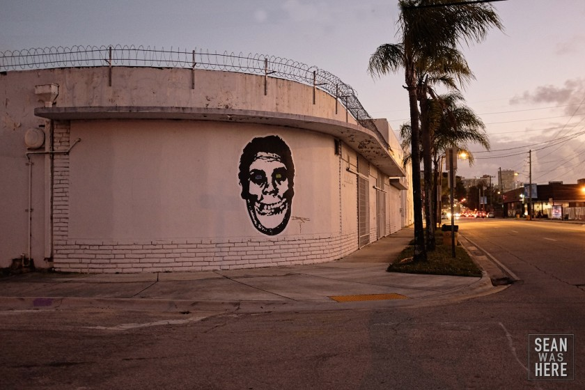 Obey. Andre the giant. Wynwood Miami
