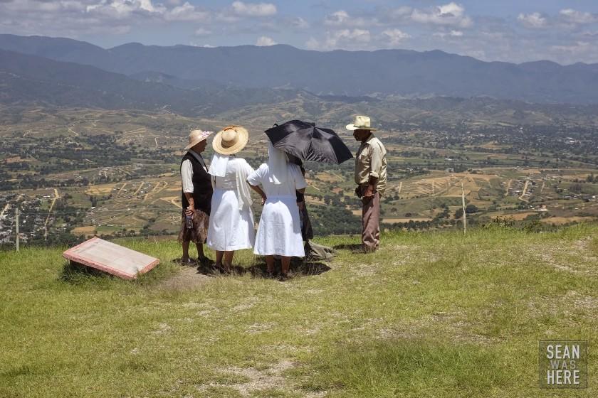 Monte Alban. Oaxaca, Mexico.