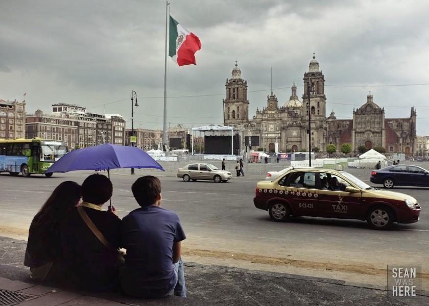 Zócalo Square, Mexico City