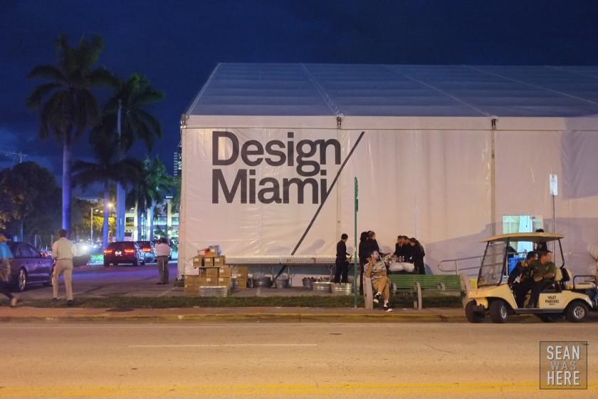 Design Miami. Art Basel. 2012.