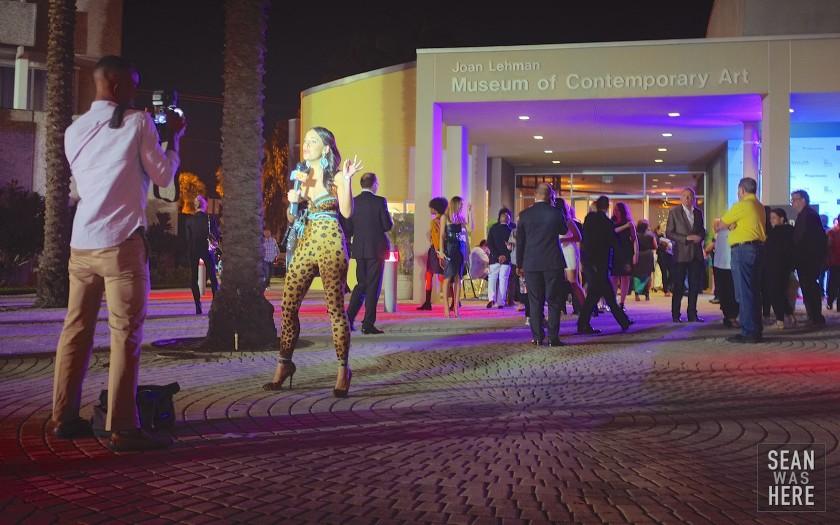 Museum of Contemporary Art, Miami. 2012