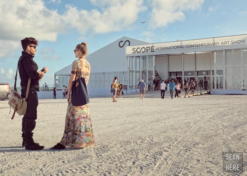 Scope Art Fair. Miami Beach 2013