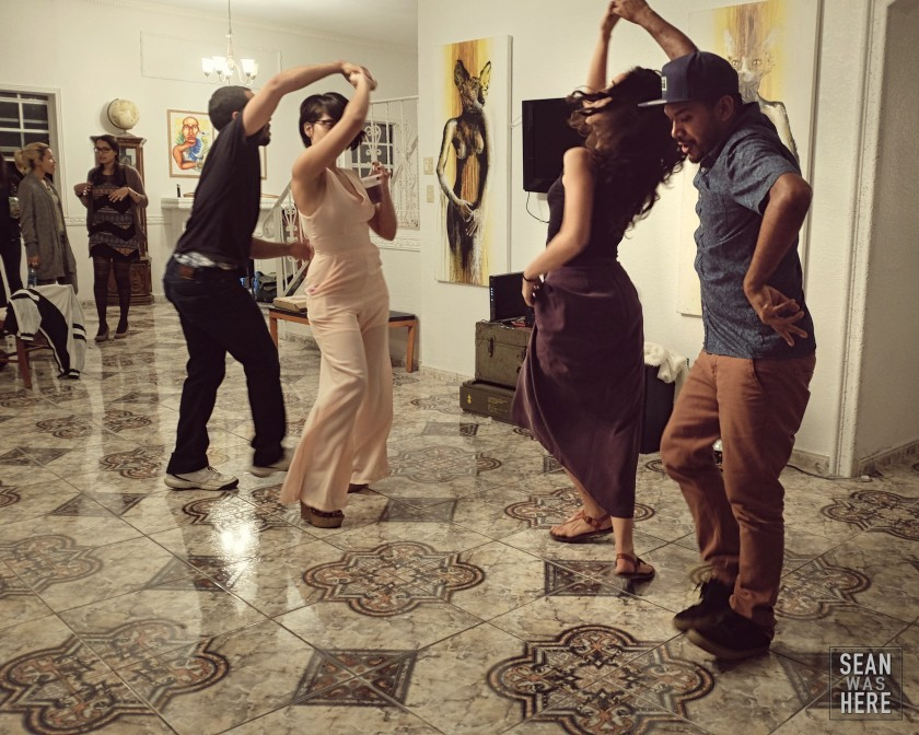 Art Basel Party. Miami 2014
