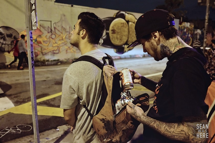 On The Street. Wynwood Miami 2014